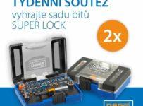 Soutěž o dvě sady 35-BIT BOX SUPER LOCK v hodnotě 634 Kč