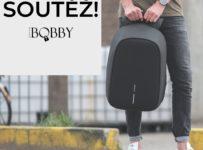 Soutěž o stylový, nedobytný batoh Bobby Hero Regular