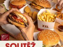 Soutěž o 5x2 vouchery na Whopper Menu zdarma v restauracích Burger King