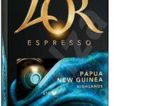 Soutěž o kapsle L'or espresso Papua New Guinea