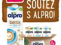 Soutěž o rostlinné produkty značky Alpro