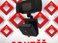 Soutěž o webovou kameru Umax Webcam W5