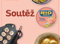 Objevte vaření s Rio Mare a vyhrajte