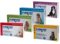 Soutěž o balíčky s přípravky Fypryst pro kočky i psy