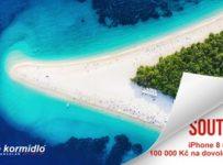 Soutěž o iPhone a poukaz na dovolenou v celkové hodnotě 100 000 Kč