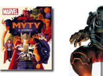Soutěž o knihu Marvel - Mýty a legendy