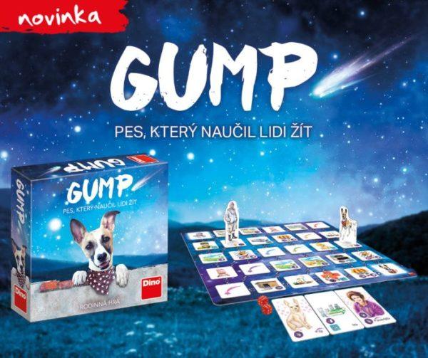 Soutěž o rodinnou hru GUMP