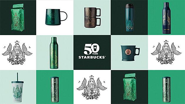 Vyhrajte dva hrnečky Siren Demi Mugs od společnosti Starbucks