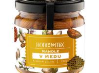 Soutěž o balíček ochucených medů HoneyMix v hodnotě 823 Kč