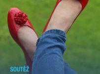Soutěž o kožené balerínky od Tuty boty