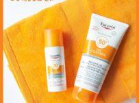 Soutěž o Eucerin produkty sluneční ochrany