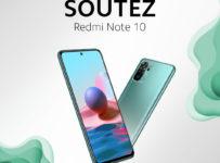 Soutěž o Redmi Note 10