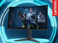 Soutěž o herní monitor Lenovo G27c-10