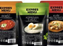 Soutěž o Hotové jídla od Expres menu