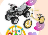 Soutěž o hračky pro vaše malá zlatíčka