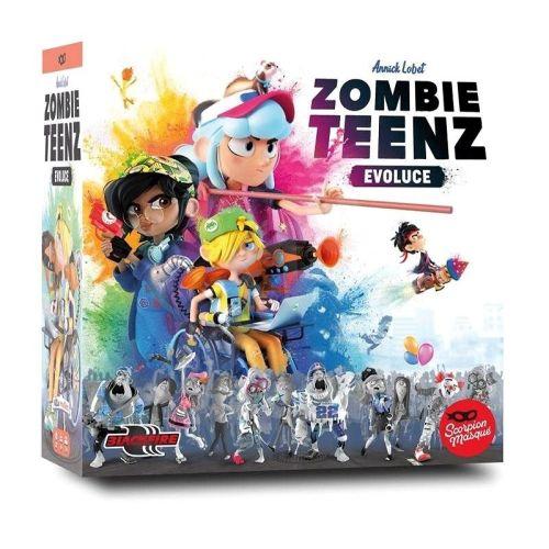Soutěž o kooperativní hru Zombie Teenz Evoluce