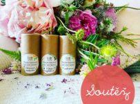 Soutěž o sadu deodorantů v papírovém obalu