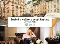 Soutěž o wellness pobyt Restart v hotelu RŮŽE