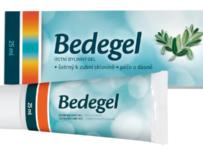 Soutěž o BEDEGEL ústní bylinný gel