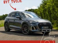 Natankuj 30 l a vyhraj Audi Q5