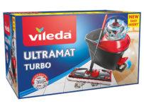 Soutěž o plochý rotační mop Vileda Ultramat Turbo