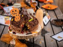 Halloweenská soutěž o hromadu sladkostí od Haribo