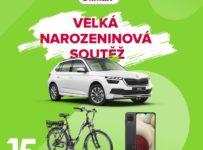 Soutěž o Škoda Kamiq a další skvělé ceny