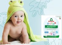 Soutěž o balíčky Frosch Baby Prací prášek a Sprej na skvrny na kojenecké prádlo