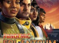 Soutěž o kooperativní hru PANDEMIC Epicentrum Evropa