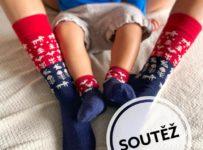 Soutěž o merino ponožky švédské značky Cai - Beng & Lotta