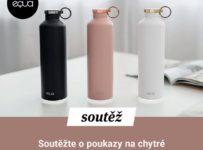 Soutěž o poukazy na zdravé lahve značky EQUA