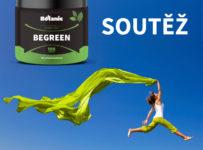 Soutěž o prémiový mix zelených potravin BeGreen