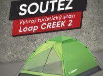 Soutěž o turistický stan LOAP CREEK 2