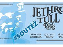 Soutěž o vstupenky na koncert britské skupiny JETHRO TULL